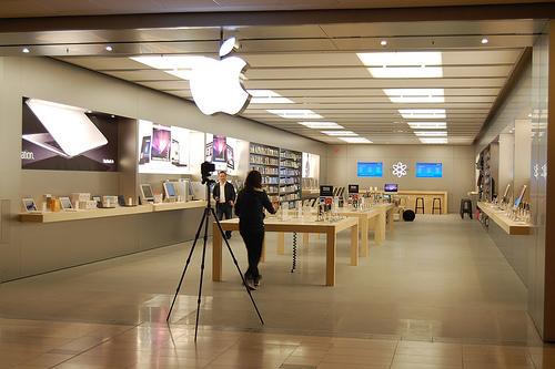 Nueva Apple Store en Marbella