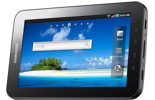 Alemania: Apple contra la Galaxy Tab