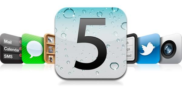 Ya está disponible el iOS 5