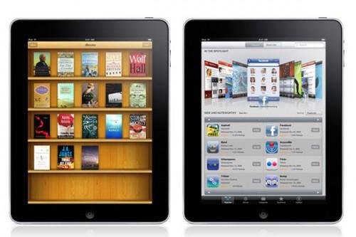 En España, Apple abre su tienda de libros digitales