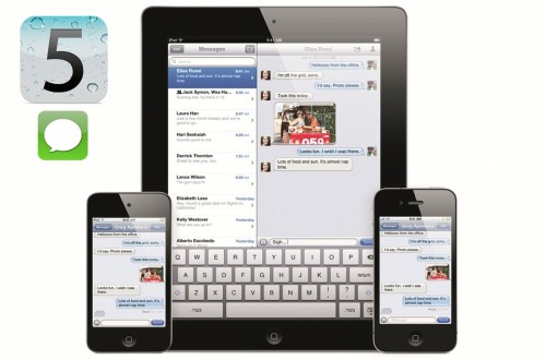 iMessages vs SMS