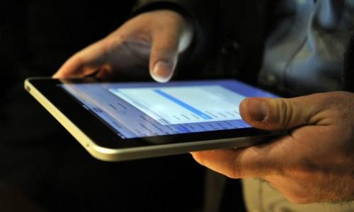 Las tablets Apple dominan el mercado