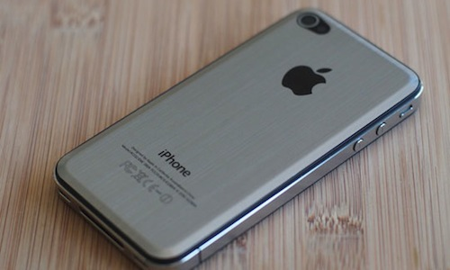 Presentación oficial del nuevo iPhone 4