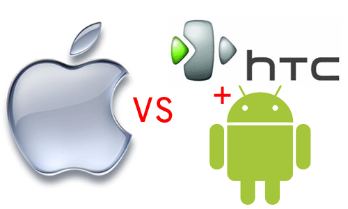 apple contra htc