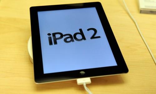 el iPad2 y los videojuegos