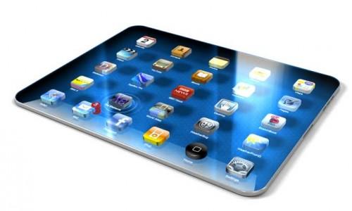 El iPad 3 estaría llegando en la primera semana de Marzo