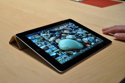 Nuevo iPad, caliente en ventas y en funcionamiento