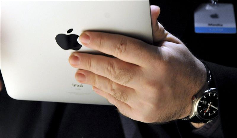 iPad en ascenso