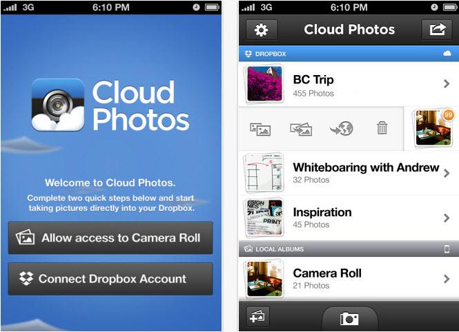 Fotos en la Nube