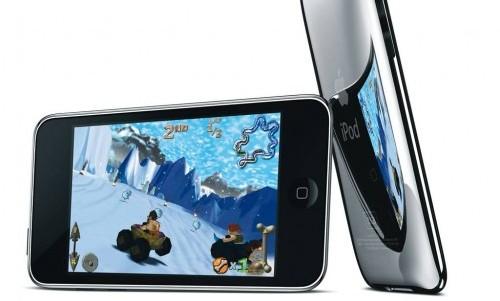Ipod Touch es entretenimiento