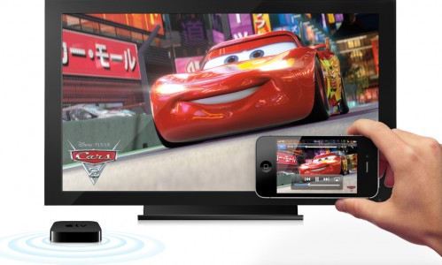 TV en el iPhone