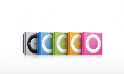Ipod shuffle: pequeño y poderoso