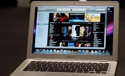 Macbook Air, menos es más