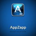 Novedades de AppStore a toda hora con AppZapp