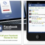 Facebook Messenger en la AppStore