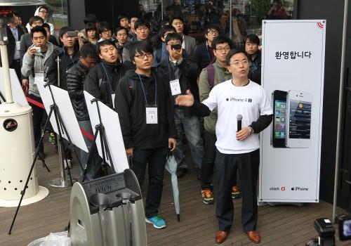 Rumores desvelan cambios radicales en el nuevo iPhone5