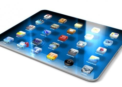 Rumores sobre el nuevo iPad de Apple