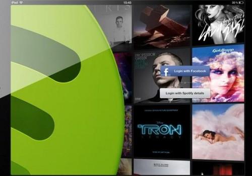 Spotify, nueva aplicación para Apple