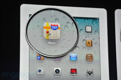 El display de retina de Ipad