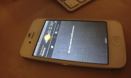 Nueva versión para iOS 6Beta 2