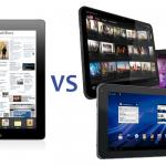 Apple lidera mercado de las tablets